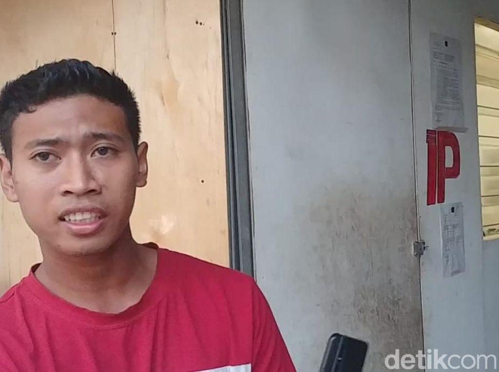 Cerita Pekerja di Dekat DPR yang Ngaku Lihat Faisal Amir Jatuh