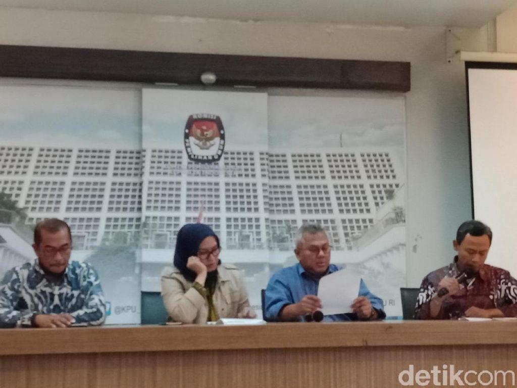 KPU: 61 Wilayah Masih Bahas Anggaran Pilkada 2020