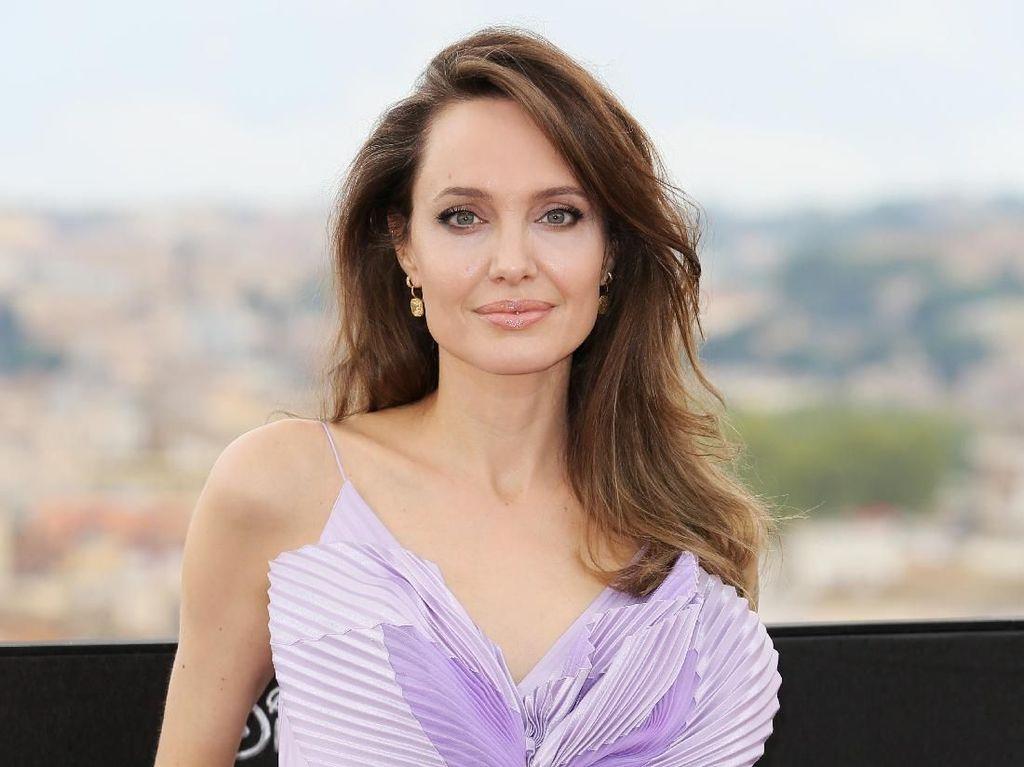 Brad Pitt dan Angelina Jolie Disebut Akur Meski Bercerai