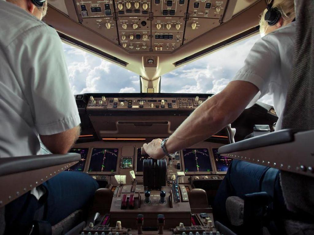Makna Kata-kata yang Sering Pilot Ucapkan di Pesawat, Apa Saja?