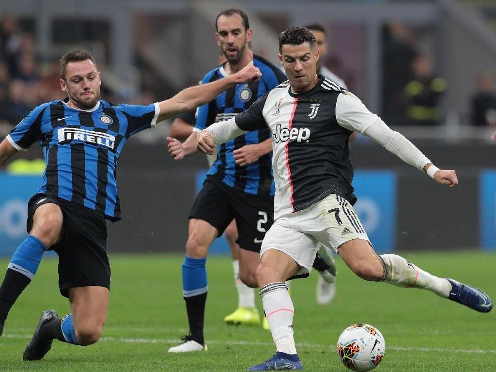 Panas! Del Piero Vs Bergomi, Ribut Gegara Juventus dan Inter