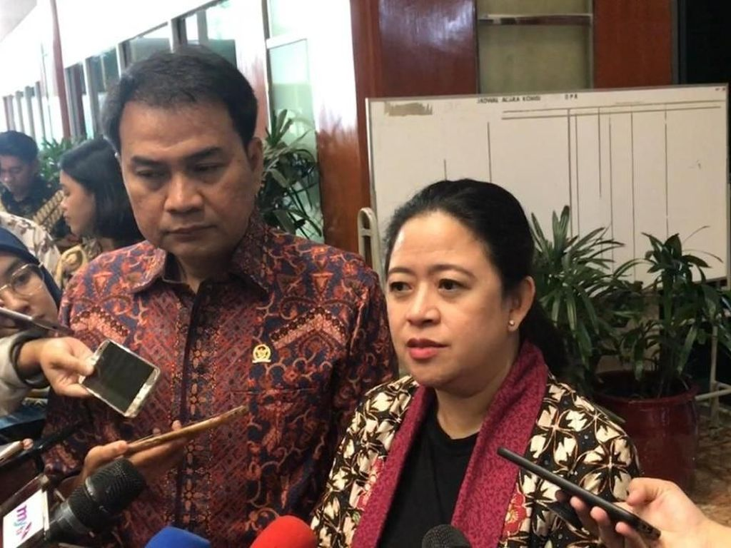 Puan Usul F-PDIP DPR Ambil Komisi Kesehatan-Pendidikan