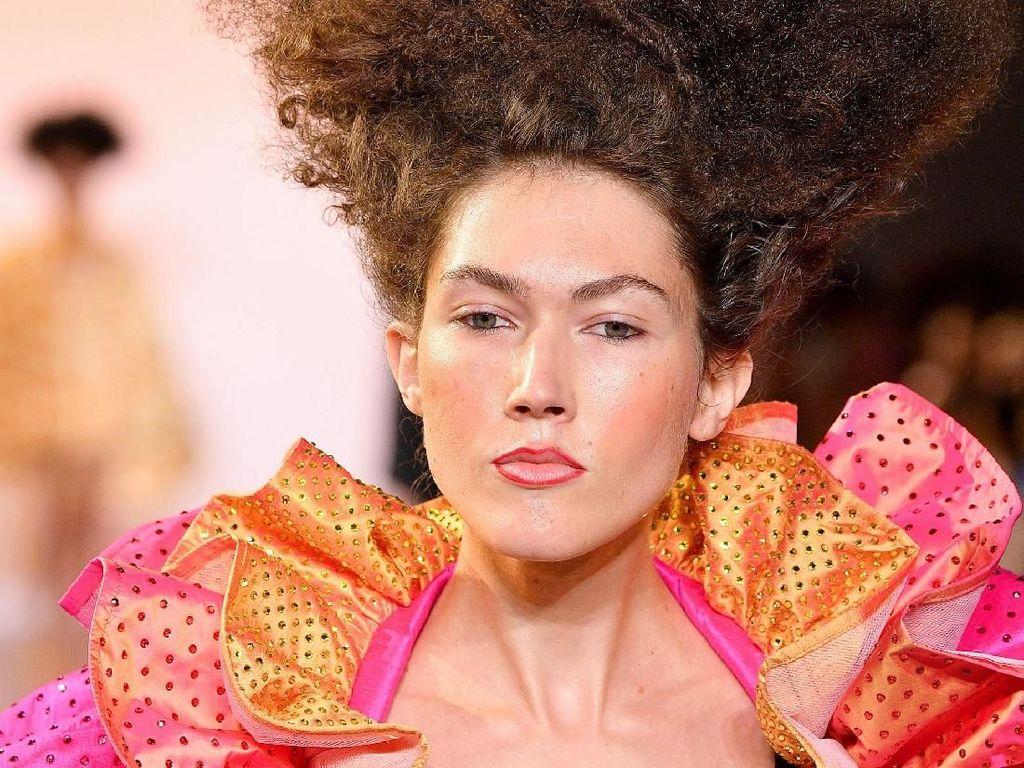 10 Tren Kecantikan dari Pekan Mode Dunia untuk 2020