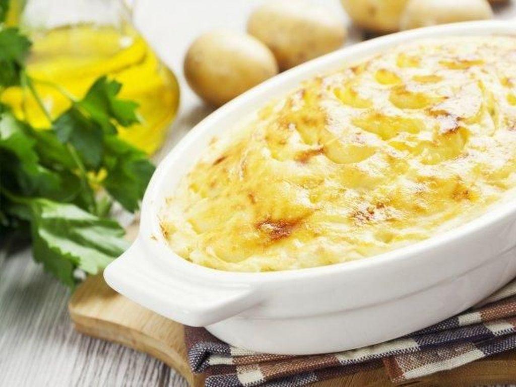 12 Rahasia Mashed Potato yang Gurih, Lembut, dan Creamy