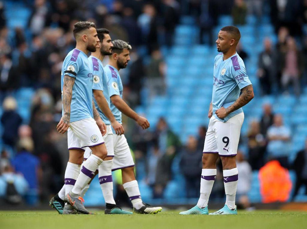 Jarak 8 Poin dengan Liverpool Terasa Seperti Pertanda Buruk Buat City