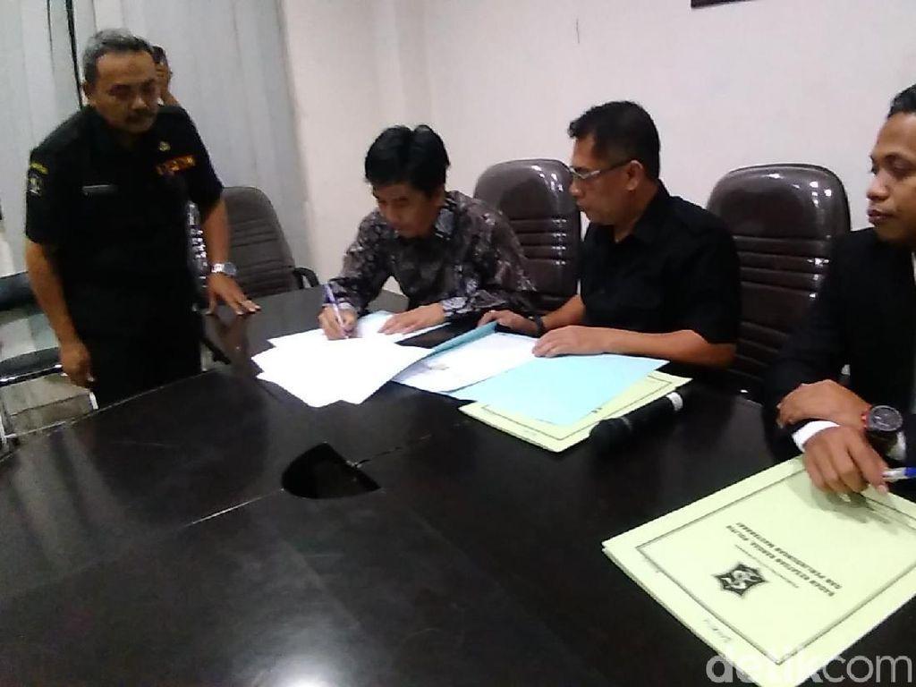 NPHD Ditandatangani, Tahapan Pilkada Surabaya Bisa Dimulai