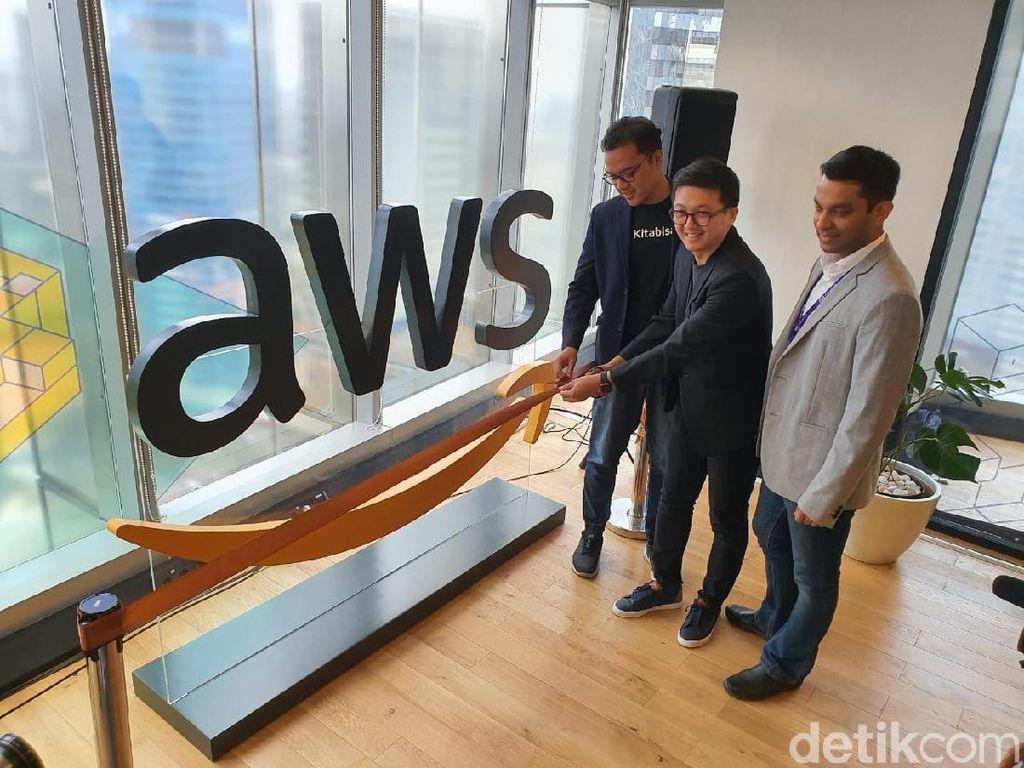 Amazon Web Service Berencana Bangun Markas di Indonesia