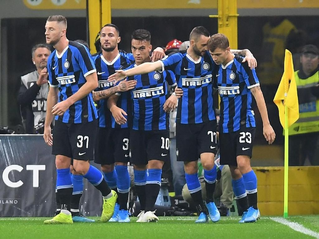 Pekan Campur Aduk untuk Inter