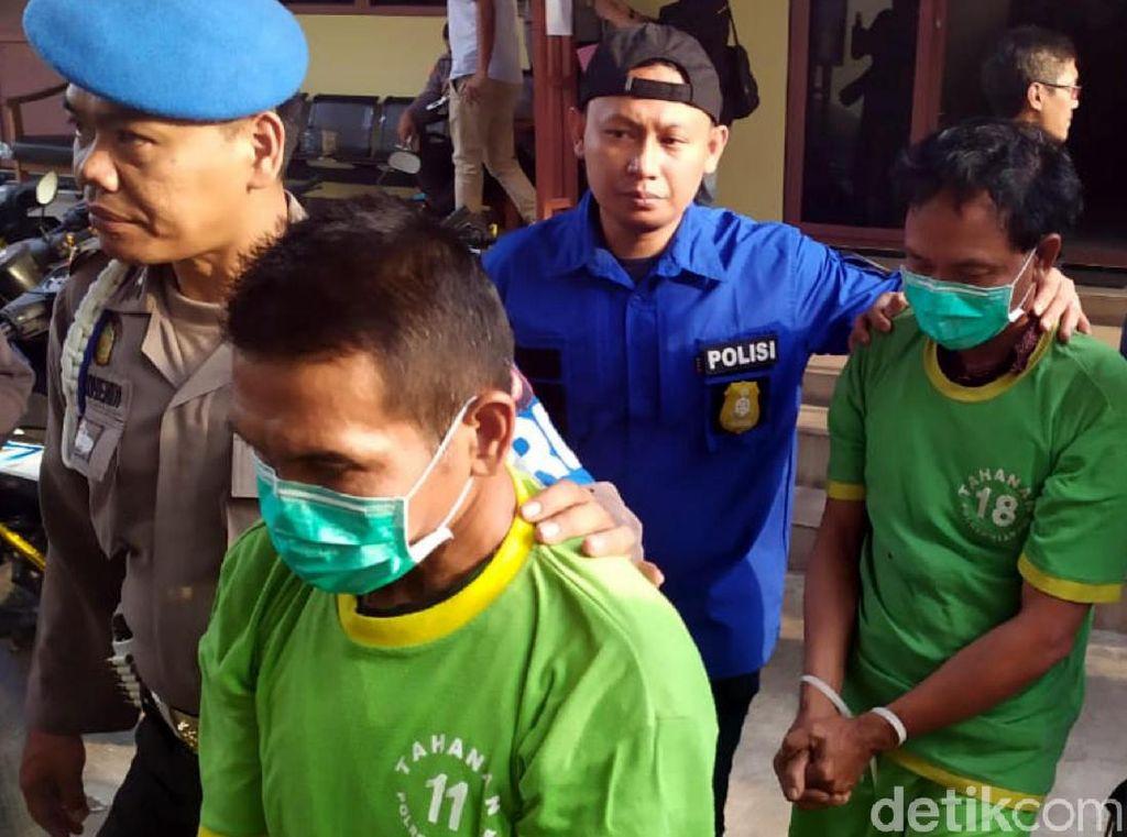 Keji! Paman dan 2 Teman Sekap-Perkosa Gadis Cianjur