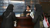 Ilustrasi hotel di Arab Saudi (Reuters)