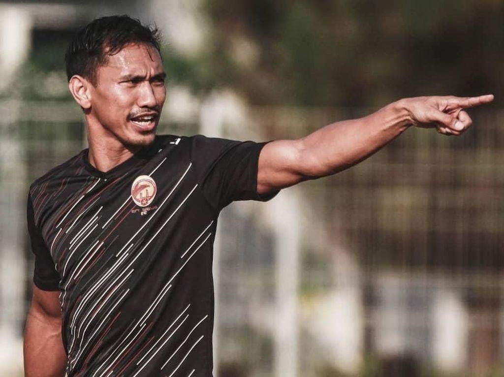 Zulkifli Syukur Heran Didaftarkan Jadi Bakal Calon Exco PSSI