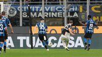 Inter Milan Vs Juventus: Bianconeri Menangi Derby dItalia