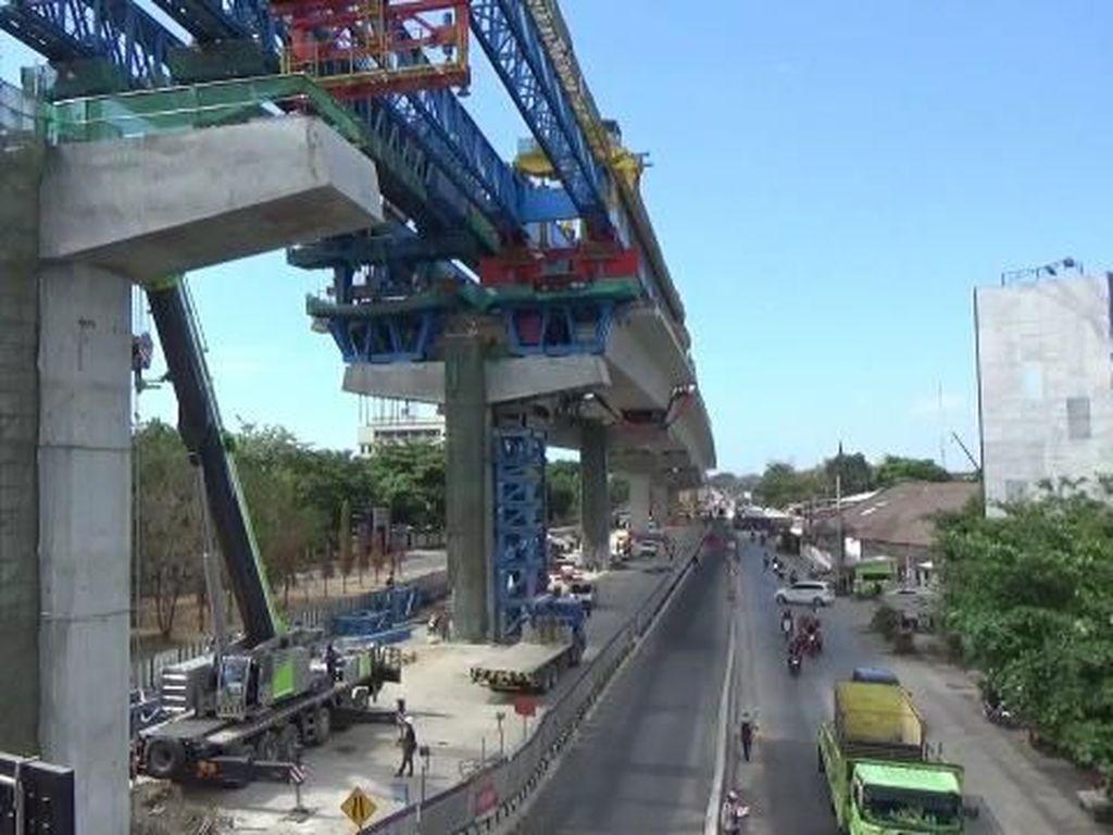 Usai Dievaluasi, Buka Tutup di Flyover Urip Makassar Dibuat Kondisional