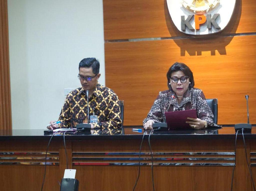 Bupati Lampung Utara Kepala Daerah Ke-119 yang Dijerat KPK