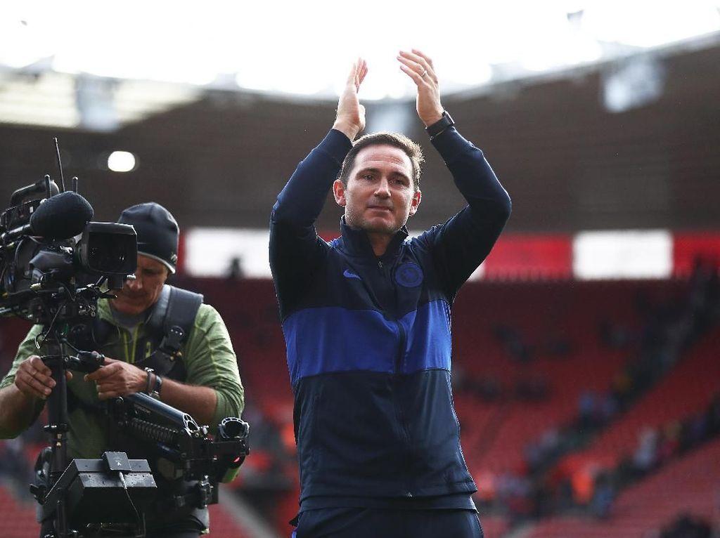 Catatan Lampard Usai Chelsea Menang Telak atas Southampton