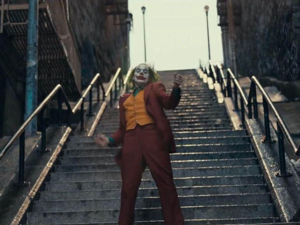 Nilai Pesan Moralnya Baik, Thanos Sanjung Joker