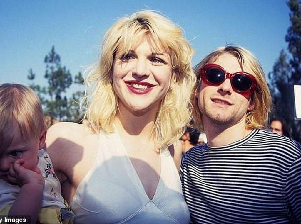 Keluarga Peringati Hari Kelahiran Kurt Cobain