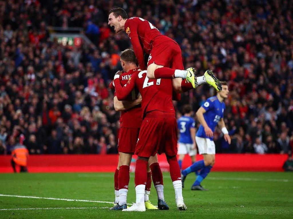 Liverpool Ukir Selisih Terbesar Setelah 8 Pekan, Tanda-tanda Juara?