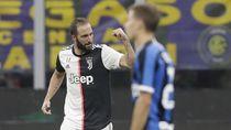 Juventus Kudeta Inter dari Puncak Klasemen Serie A