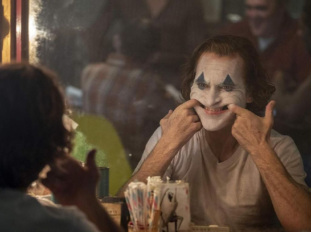 6 Minggu Joker Tak Bergeser dari Box Office