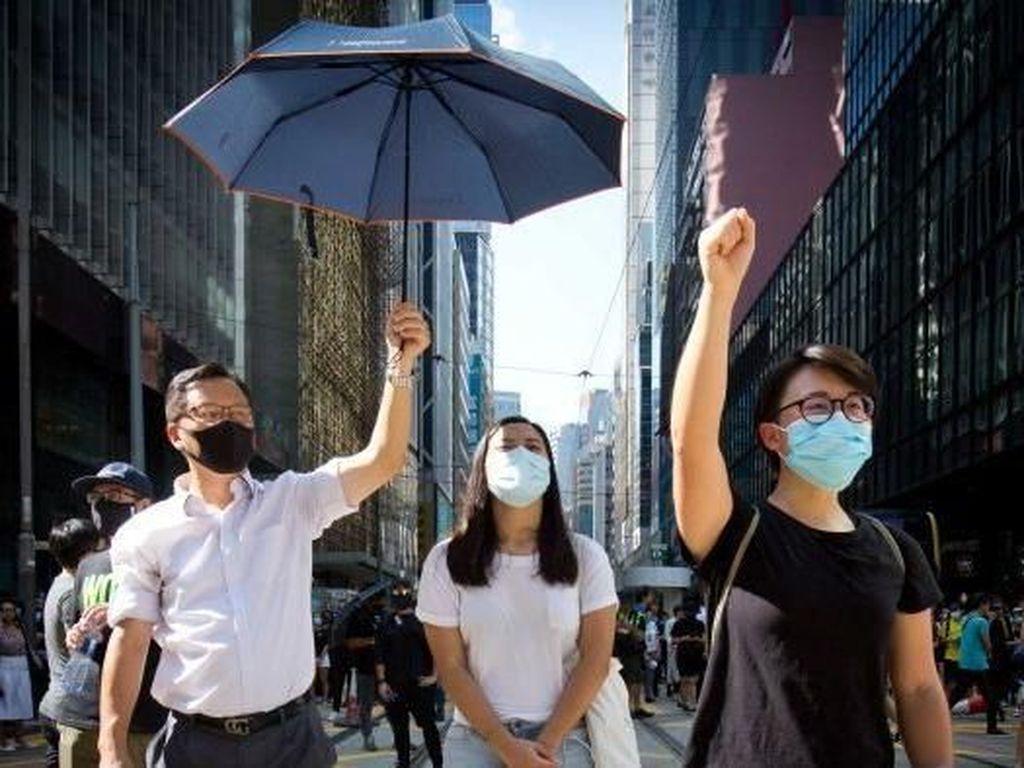 Australia Diminta Tarik Semua Dana dan Warga Negaranya dari Hong Kong