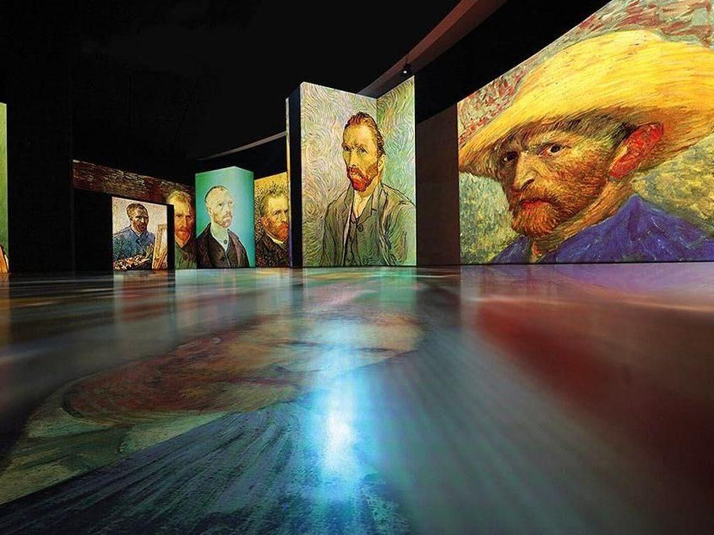 Van Gogh Alive Tiba di Filipina, Mampir ke Indonesia?