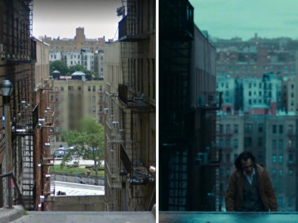 Potret Aneka Lokasi Syuting Joker di Dunia Nyata