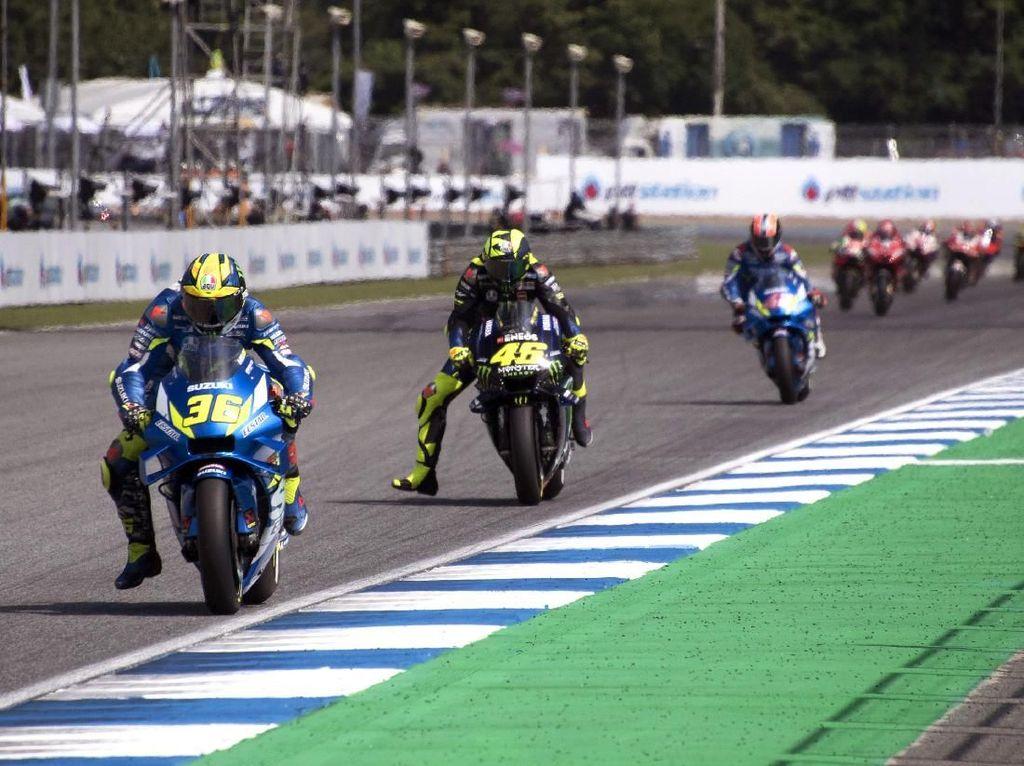 Resmi, MotoGP 2022 Gelar 22 Balapan