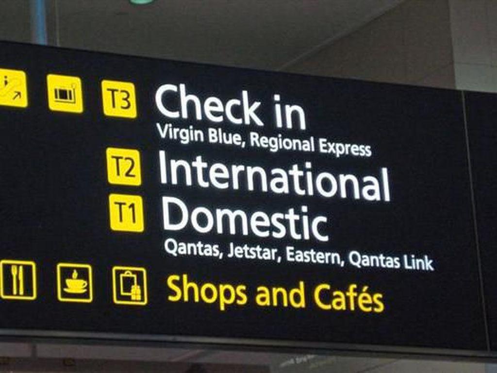 Pencari Suaka ke Australia Lewat Udara Capai Rekor Tertinggi