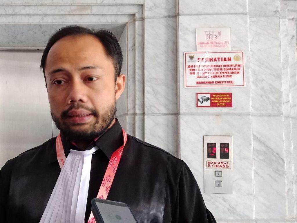 Gugat UU Pilkada ke MK, ICW Minta Pembatasan Eks Koruptor Calonkan Diri