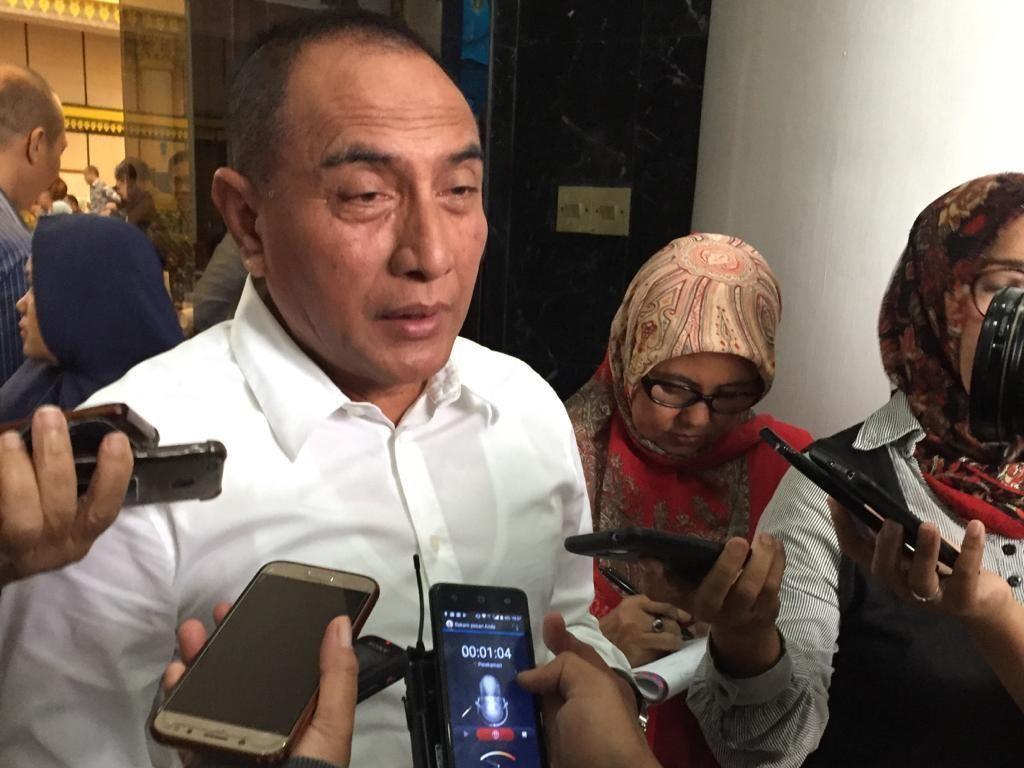 Edy Rahmayadi Wajibkan ASN Izin sebelum Diperiksa: Gubernur Tak Buta Hukum