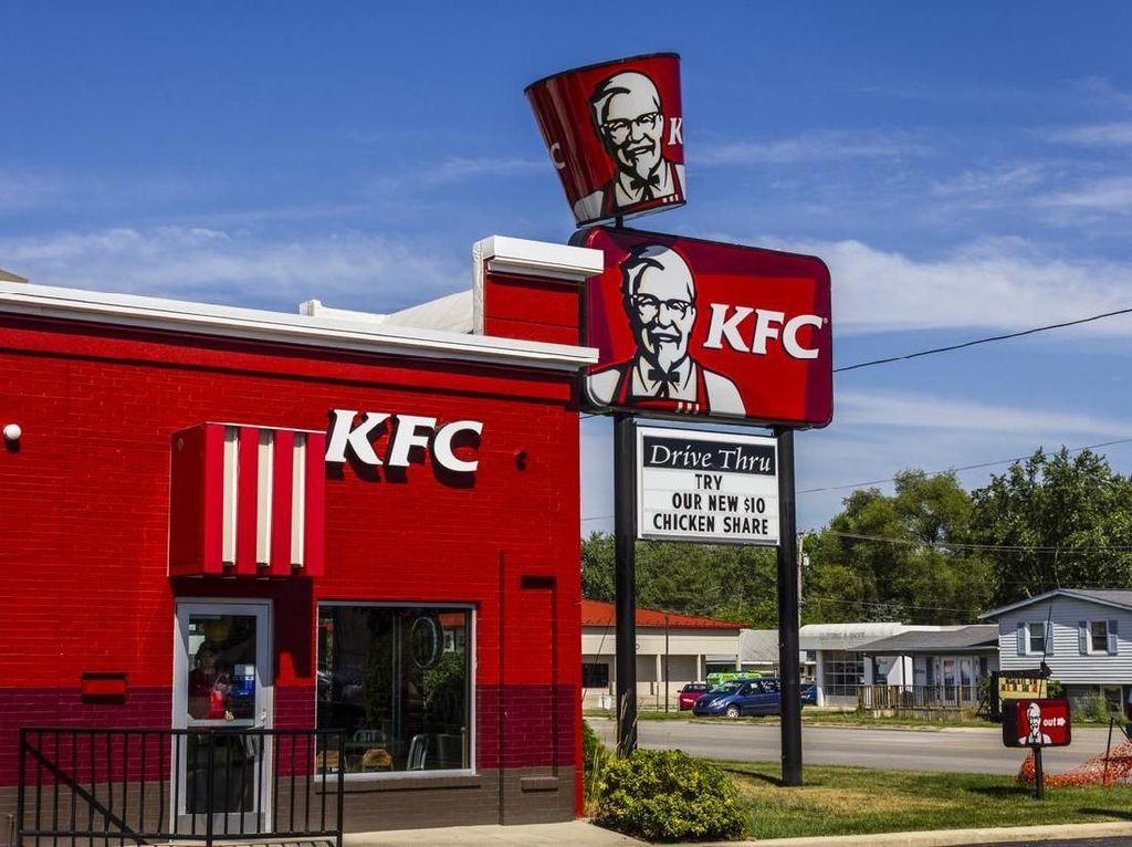 Warna Merah Sering Dipilih Sebagai Logo Restoran Cepat Saji, Ini Alasannya