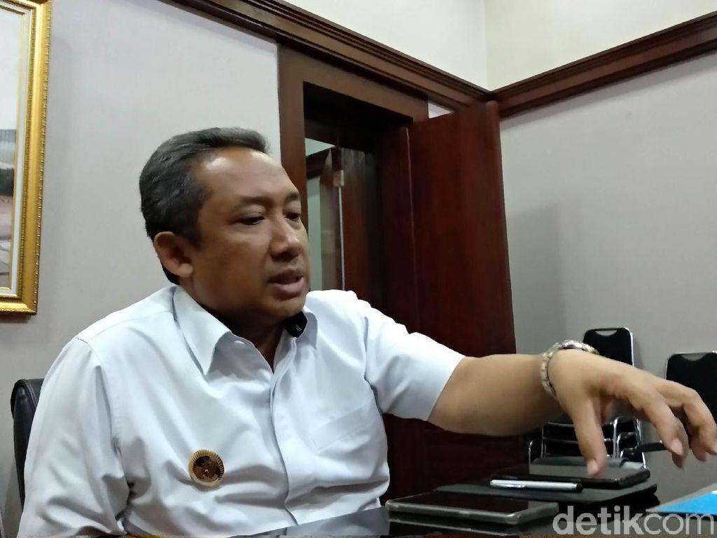 Pemkot Bandung Akan Tata 104 PKL di Cikapundung Barat