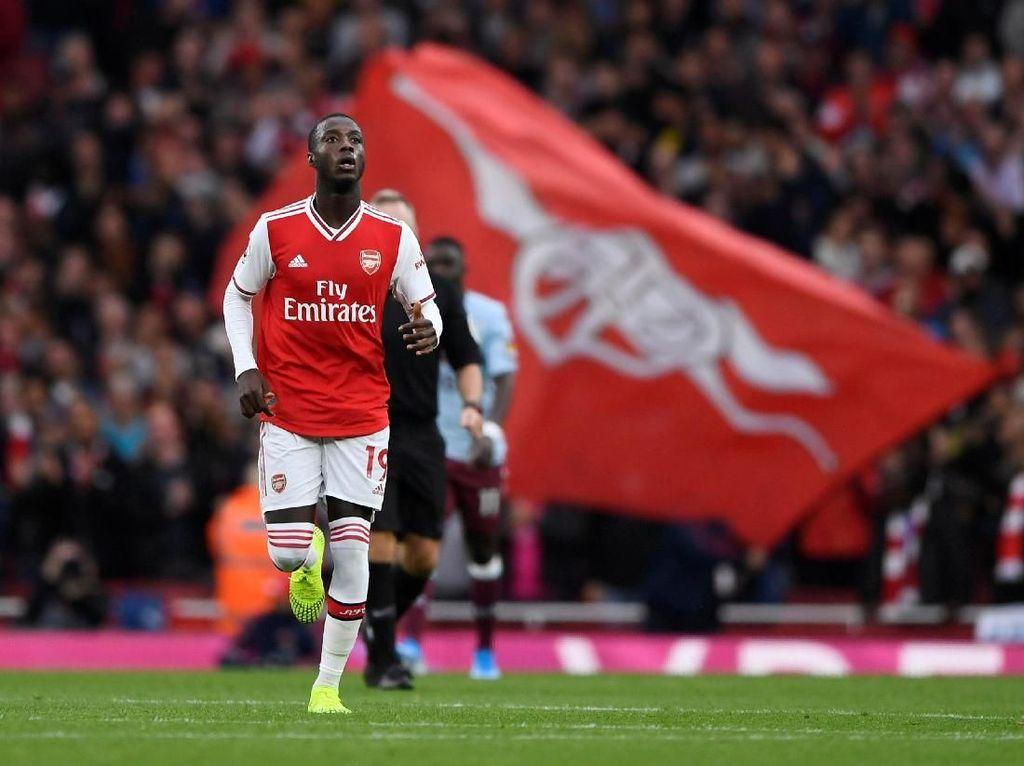 Peringatan untuk Pepe: Bikin Banyak Gol atau Out dari Tim Utama!