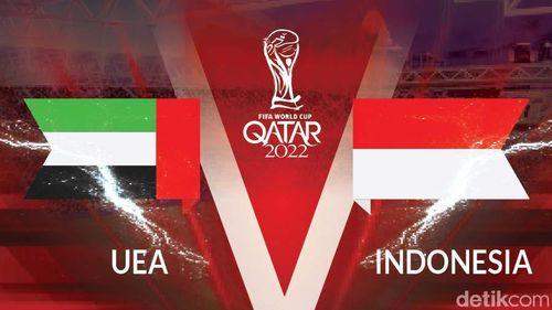 Indonesia Dihajar UEA 0-5