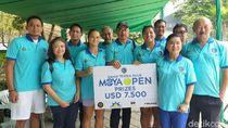 Empat Atlet Pelatnas Tenis Lakoni Uji Coba Terakhir SEA Games 2019