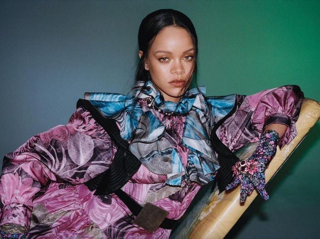 Rihanna Masuk Daftar Musisi Terkaya, Ini Total Kekayaannya