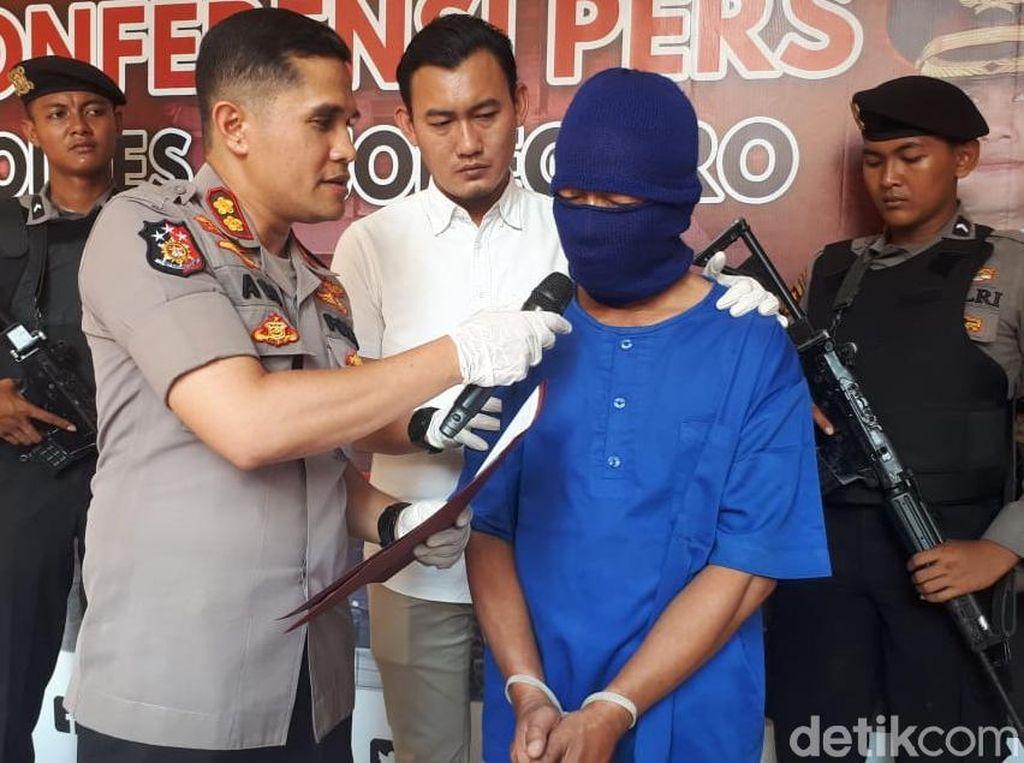 Dilaporkan Korbannya, Dukun Palsu Asal Lamongan Ditangkap