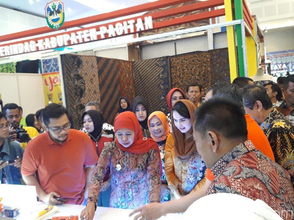 Buka Jatim Fair, Khofifah Harap Jadi Pameran Terbesar Setelah Ibu Kota Pindah