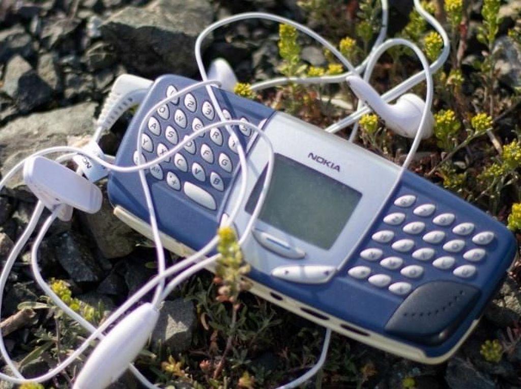 Mengingat Nokia 5510, Ponsel Unik Pelopor MP3 Player
