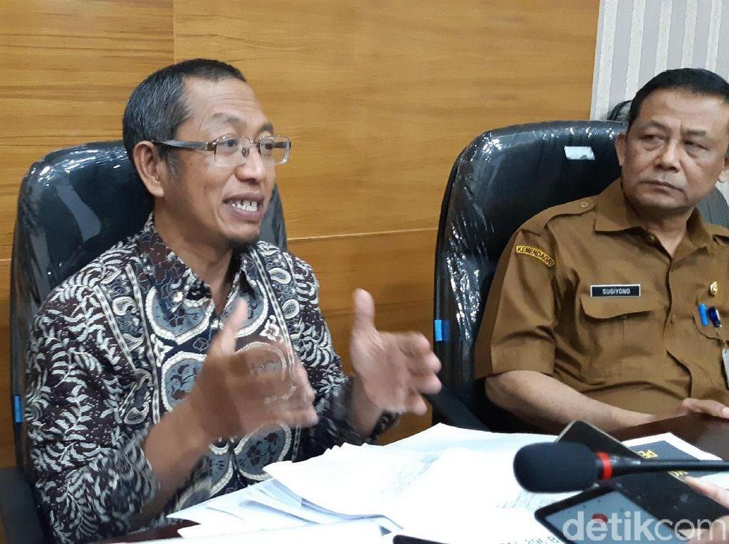 752 Bidang Tanah Milik Pemprov Banten Belum Bersertifikat