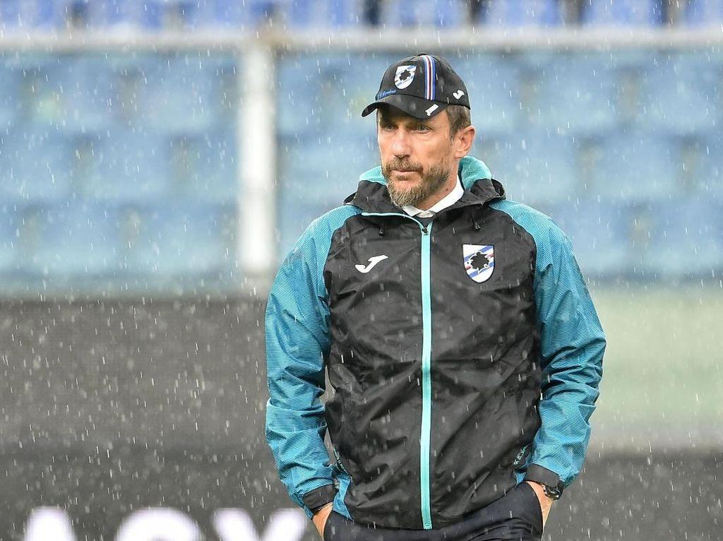 Sampdoria dan Di Francesco Pisah Jalan