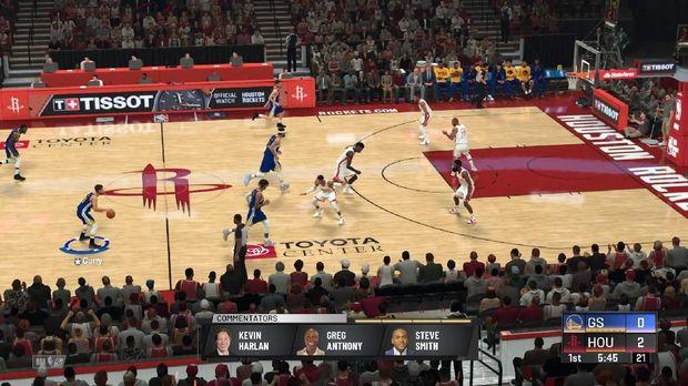 NBA2K20: Semua Orang Bisa Jadi Bintang NBA