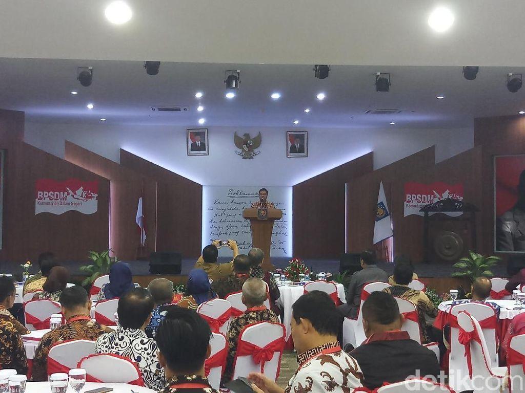 BPSDM Kemendagri Ingatkan Anggota DPRD Awasi Rancangan Perda Soal Anggaran