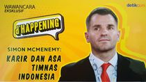 dHappening Simon McMenemy: Karier dan Asa Timnas Indonesia