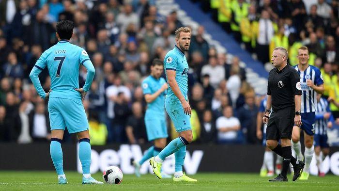 Tottenham tercecer di posisi 14 Liga Inggris. (Foto: REUTERS/Toby Melville)