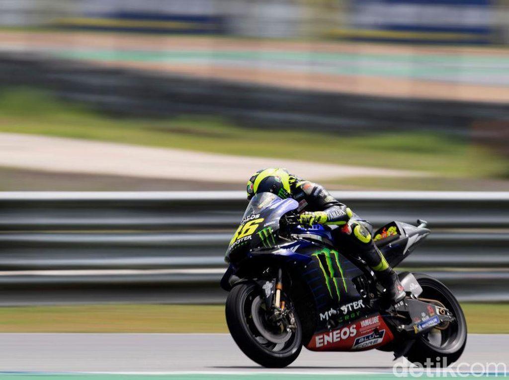 Ganti Kepala Mekanik, Rossi Dinilai Masih Punya Ambisi Besar di MotoGP