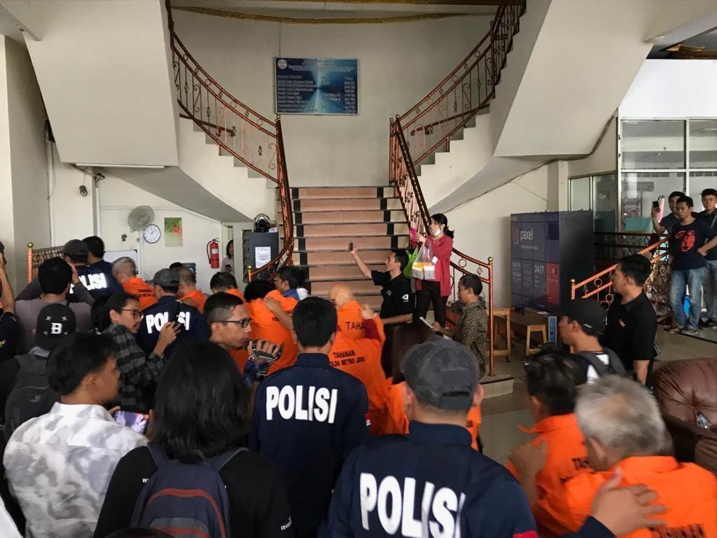 Polda Metro Jaya Bongkar Kasino Terselubung di Apartemen Robinson