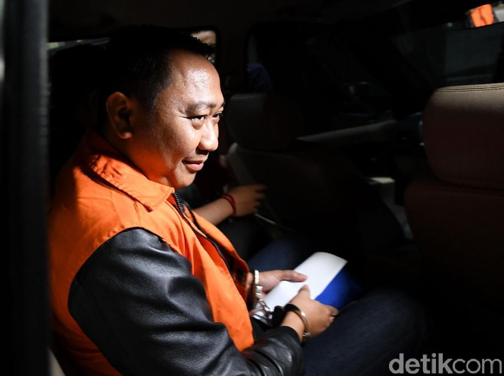 Bupati Lampung Utara Tersangka Suap Segera Disidang