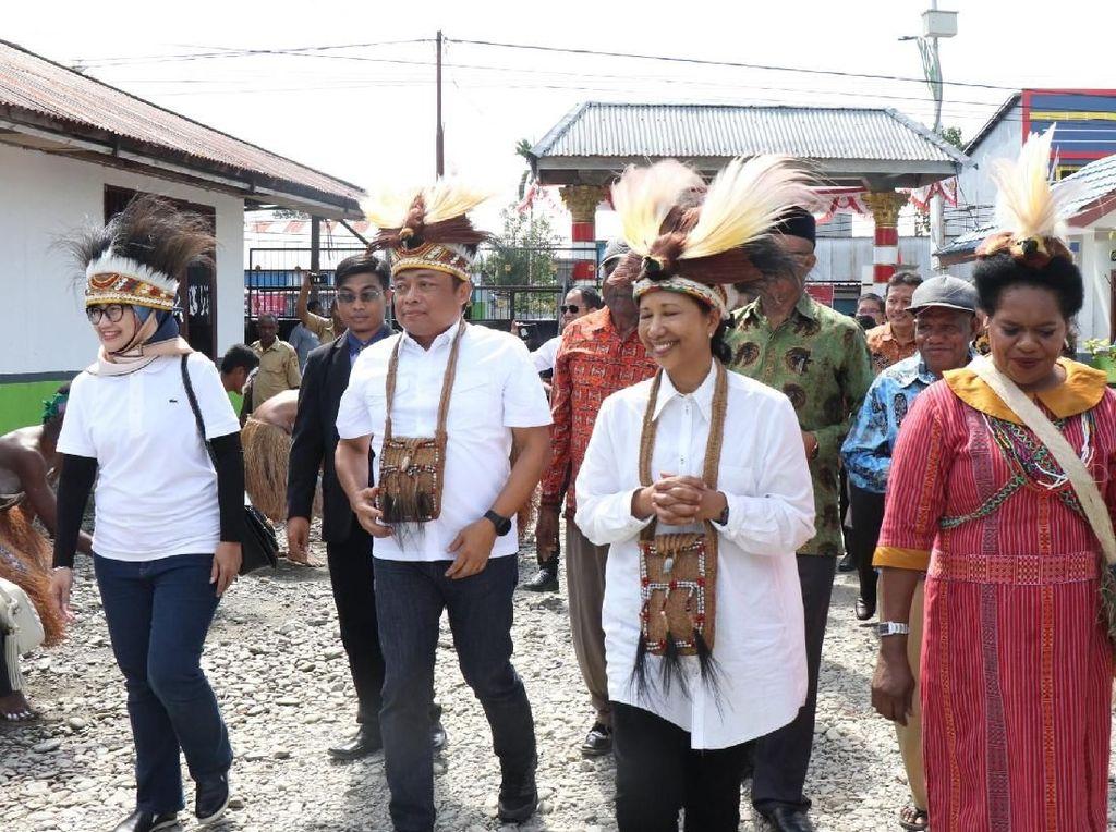 Dorong Pendidikan Berkualitas di Papua